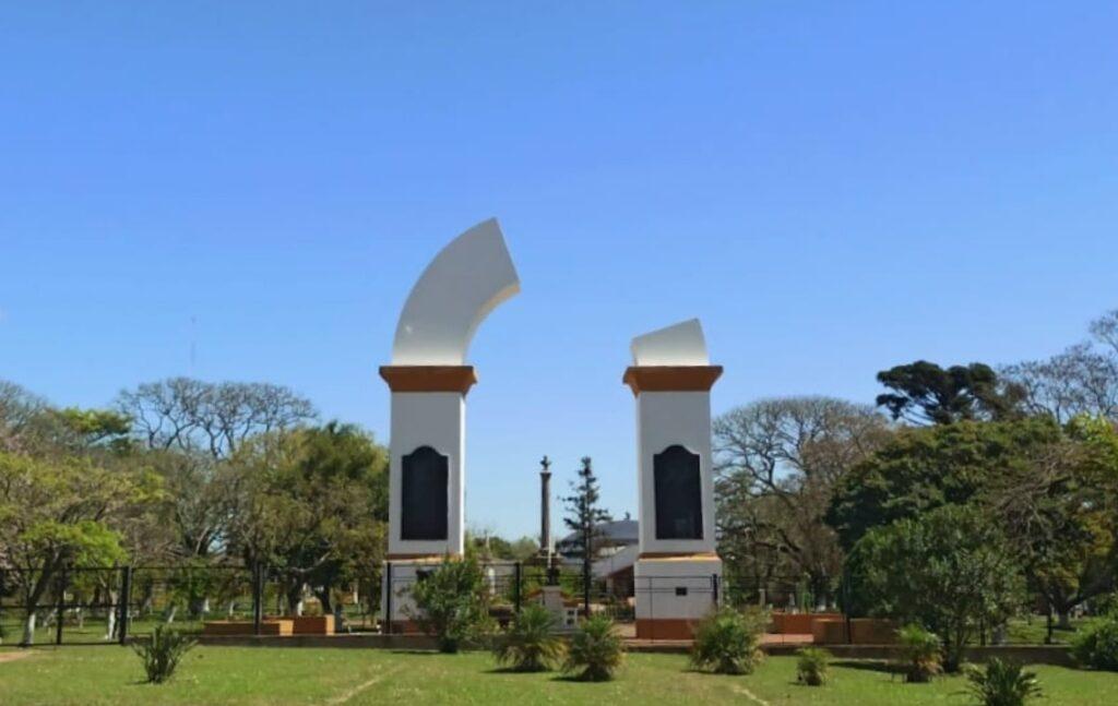 Arco Trunco Yapeyú Corrientes