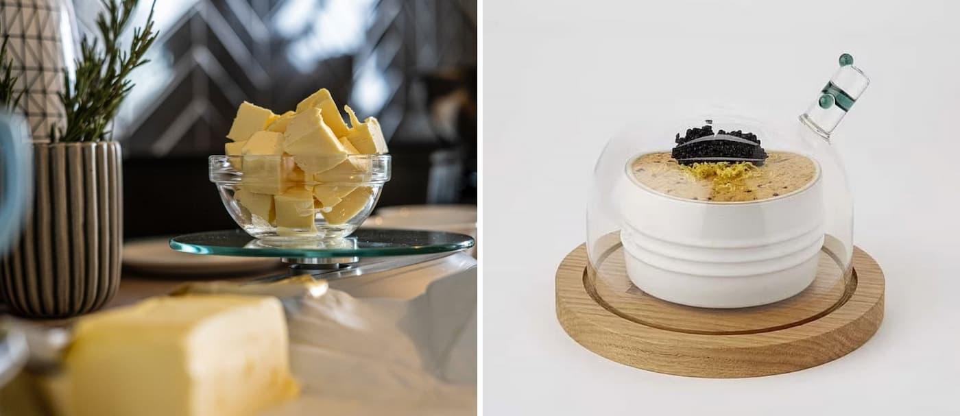 Esta mantequilla es una de las mejores comidas del mundo y cuesta casi 100 libras