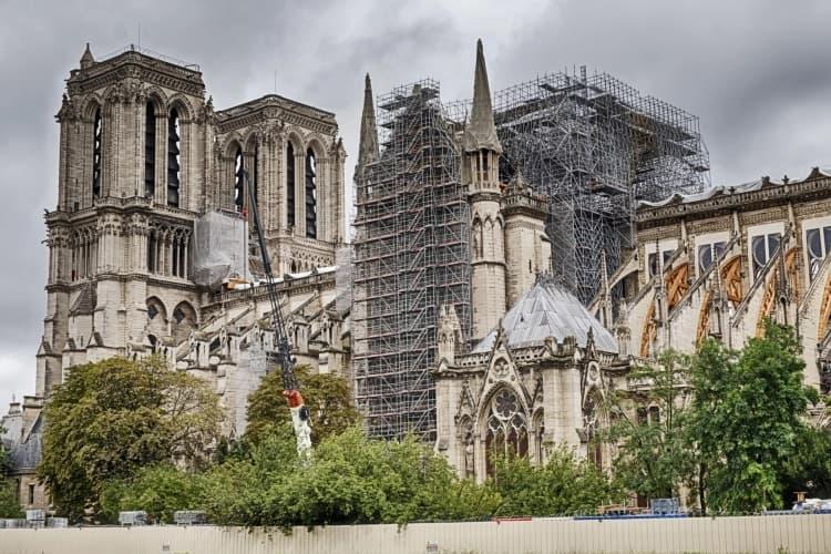 Reapertura De Notre Dame 2024 Juegos Olímpicos De París