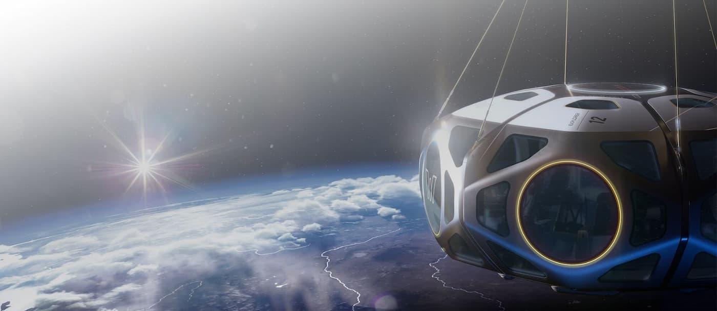 La compañía World View planea llevar civiles al espacio y el pasaje costará 50.000 dólares