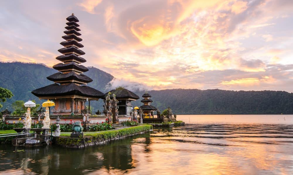 Indonesia Autorizará Algunos Vuelos Internacionales A Bali A Partir De La Semana Próxima