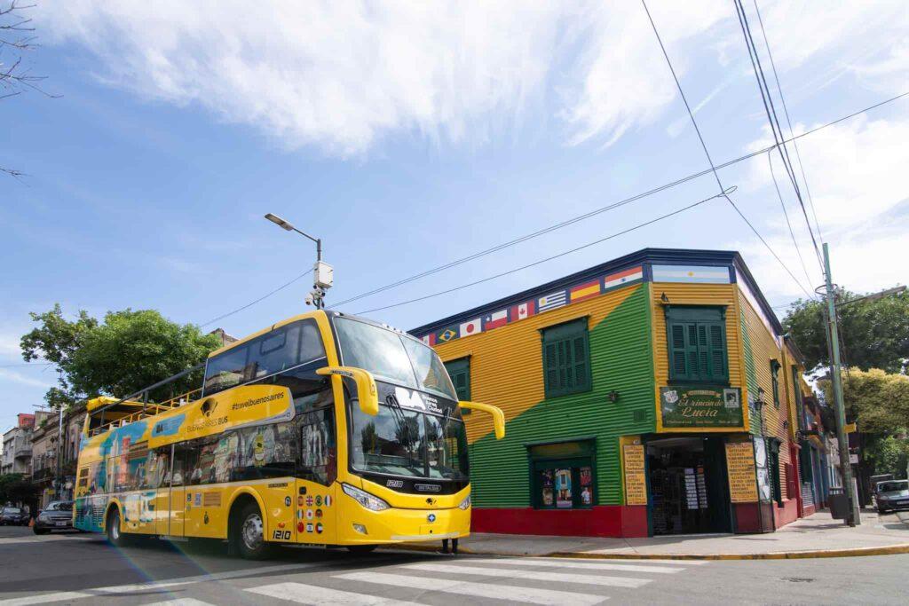 Vuelve A Funcionar El Bus Turístico De La Ciudad De Buenos Aires: Todo Lo Que Tienes Que Saber
