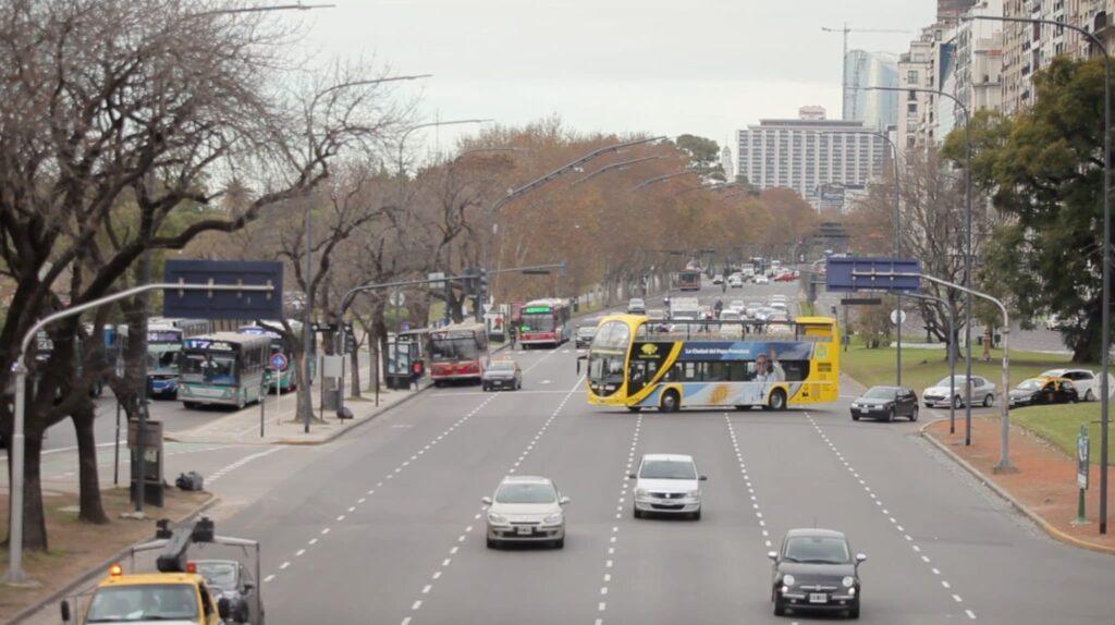 Bus Turístico De Buenos Aires