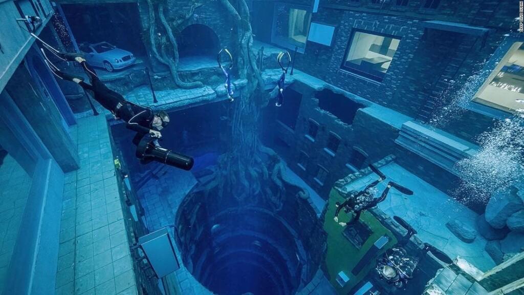 Deep Dive En Dubái