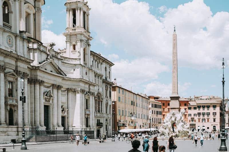 Dónde Hospedarte En Roma - Centro Histórico
