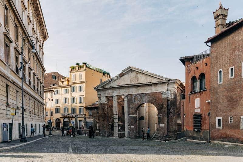 Dónde Hospedarte En Roma - Gueto Judío