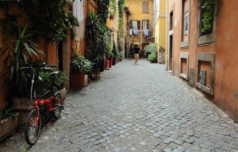 Dónde Hospedarte En Roma - Trastevere