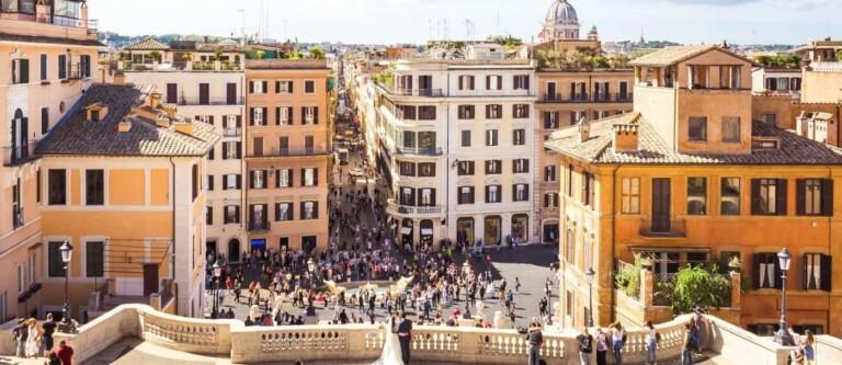 Los 5 mejores barrios para hospedarse en Roma