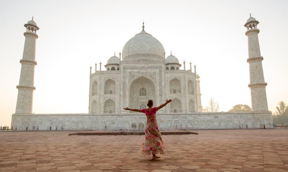 India reabre sus fronteras para turistas extranjeros que lleguen en vuelos chárter a partir del próximo 15 de octubre