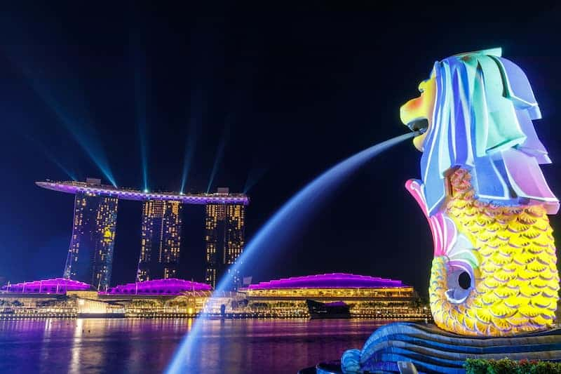 Singapur Se Prerpara Para Recibir A Turistas Vacunados