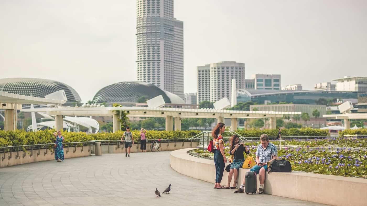 Singapur se prepara para recibir turistas vacunados de algunos países sin cuarentena