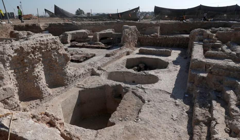 Una Enorme Fábrica De Vino De 1.500 Años Fue Descubierta En Israel