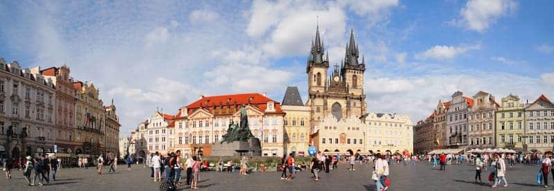 Cosas Para Hacer En Praga - Plaza De Ciudad Vieja