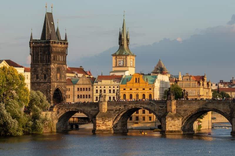 Cosas Para Hacer En Praga - Puente De Carlos