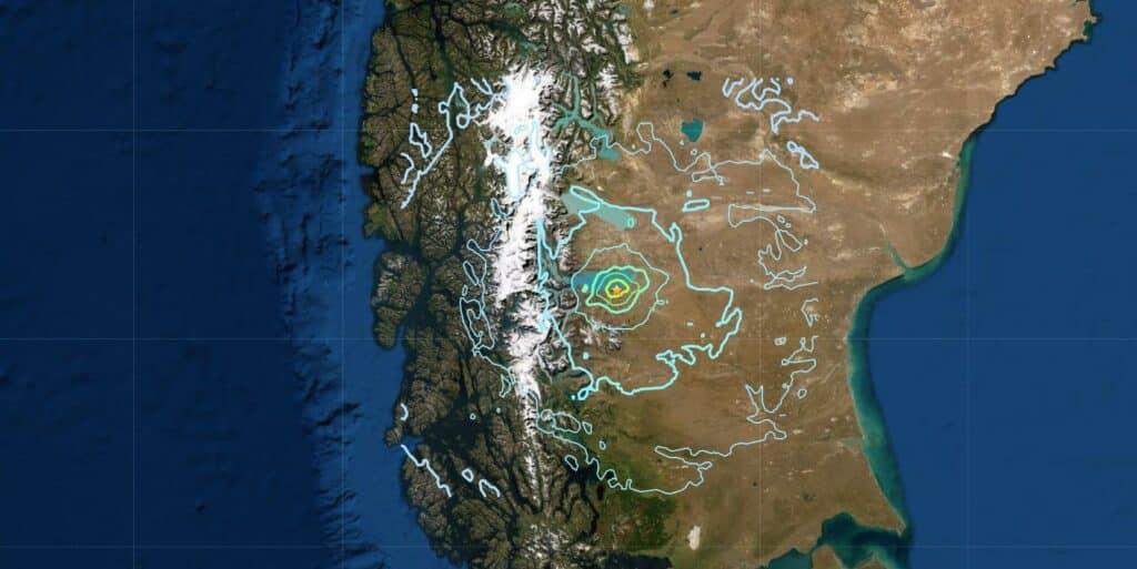 Fuerte Temblor En El Calafate Tras Sismo De 5,4 Grados En La Escala Richter En El Sur De Chile