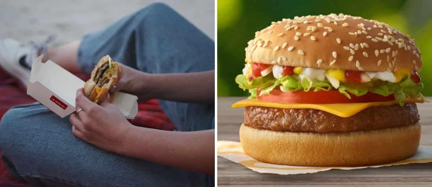 McDonald's lanza oficialmente su hamburguesa McPlant en gran parte de Reino Unido