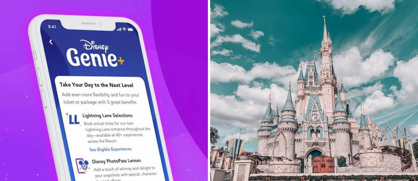 Disney lanza su aplicación Genie+ en Octubre 2021 como reemplazo del FastPass gratuito