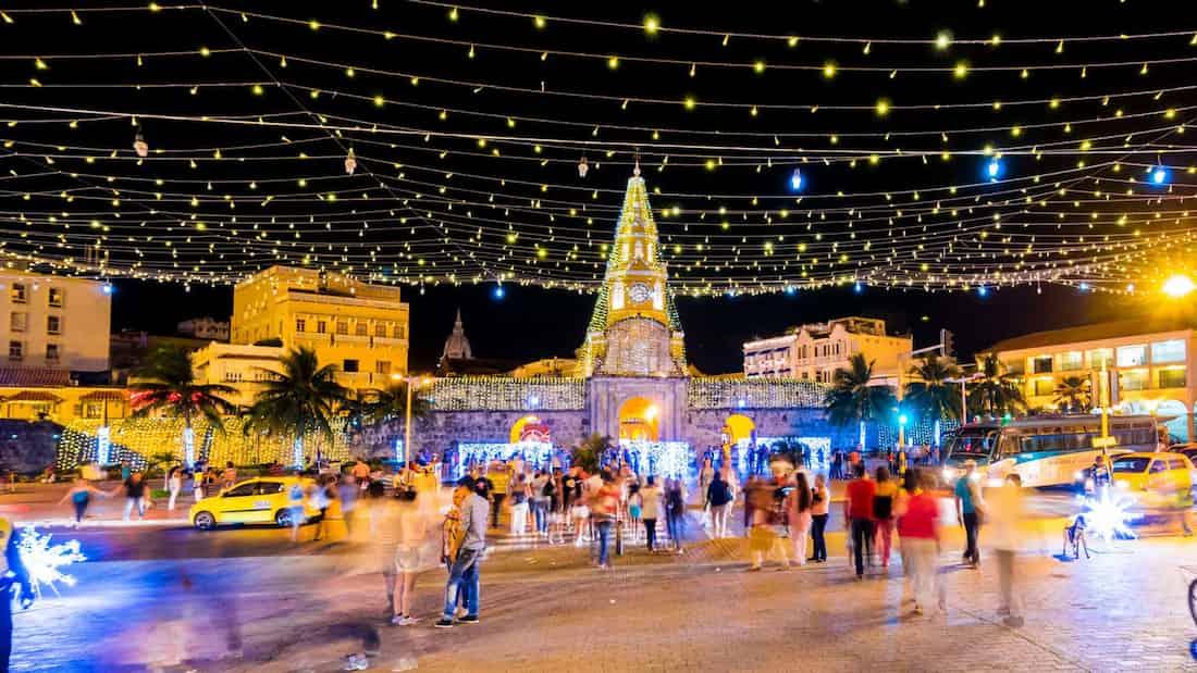Destinos imperdibles para pasar la Navidad en Colombia