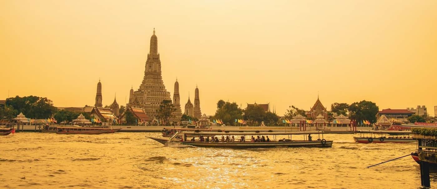 Turistas vacunados de 46 países podrán ingresar a Tailandia sin tener que hacer cuarentena