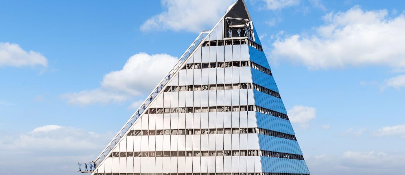 Una nueva experiencia en Nueva York ofrece la posibilidad de escalar un rascacielos